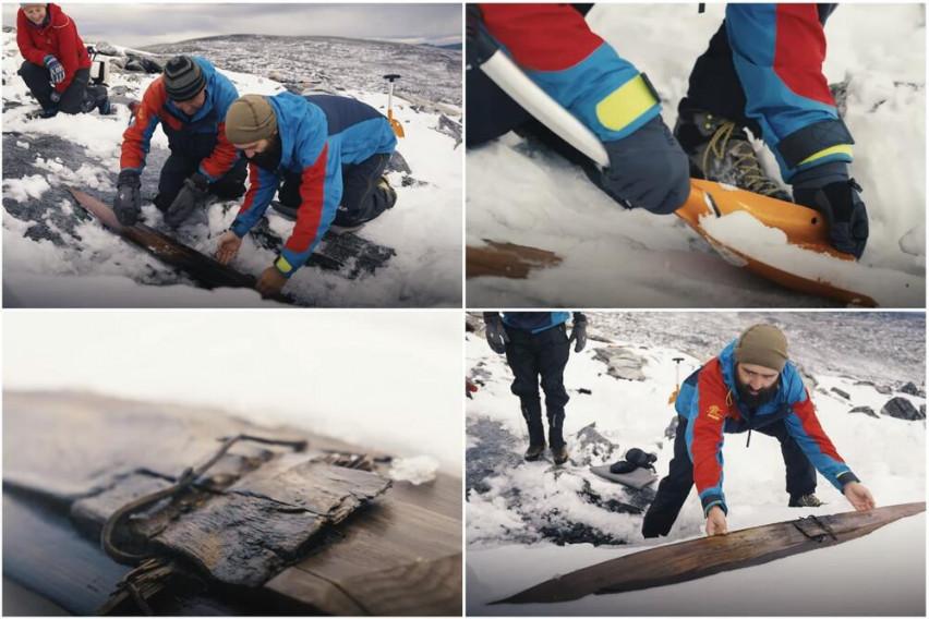 Мразот криел тајна подолго од еден милениум: Што откриле Археолозите во Норвешка?